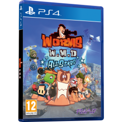 Worms W.M.D. - All Stars Ps4