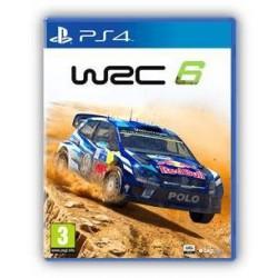 WRC 6 (PS4) WORLD RALLY...