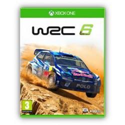WRC 6 XONE WORLD RALLY...