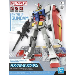 Bandai Gundam Entry Grade...