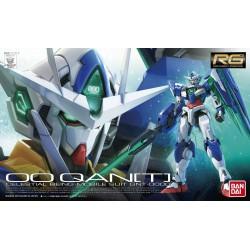 Bandai Gundam RG 1/144 OO Qant