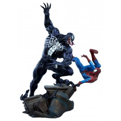 Figurka Spider-Man vs Venom...