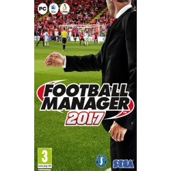 FOOTBALL MANAGER 2017 PL (PC)