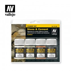 Vallejo 73192 Pigment Set...