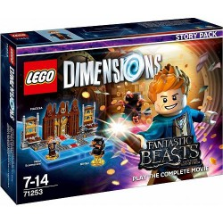 LEGO DIMENSIONS STORY PACK...