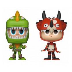 Funko POP Rex & Tricera Ops...