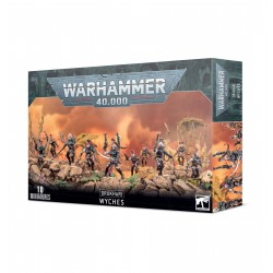 Dark Eldar Wyches Warhammer...