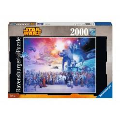 Puzzle Star Wars Universe...