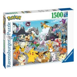 Puzzle Pokémon Classics...