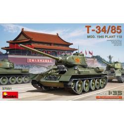 MiniArt 37091 1:35 T-34/85...