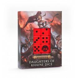 Daughters of Khain: Dice Set