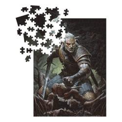 Puzzle Geralt Trophy The...
