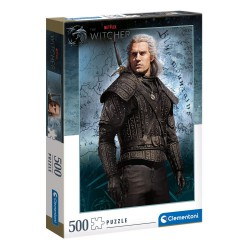 Puzzle The Witcher: Geralt...