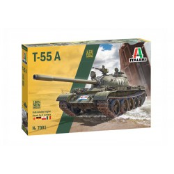 Italeri 7081 1:72 T-55A...