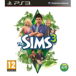 SIMS 3 PL (PS3)