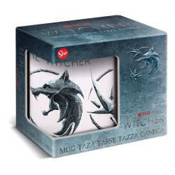 Kubek The Witcher 325ml Stor