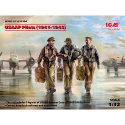 ICM 32113 1:32 WWII RAF Cadets