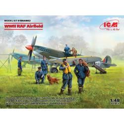 ICM DS4802 1:48 WWII RAF...