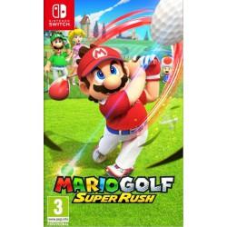 Mario Golf Super Rush Switch