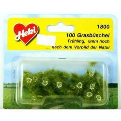 Heki 1800 Kępy trawy...