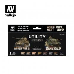 Vallejo 70201 Utility Paint...