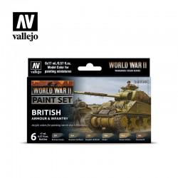 Vallejo 70204 WWII British...