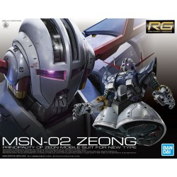 Bandai Gundam RG 1/144 Zeong