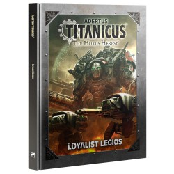 Adeptus Titanicus: Loyalist...