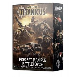Adeptus Titanicus: Precept...