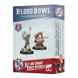 Blood Bowl: Elf and Dwarf...