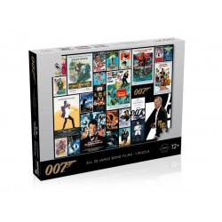 Puzzle 43090 James Bond 007...
