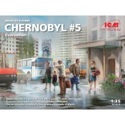 ICM 35905 1:35 Chernobyl 5,...