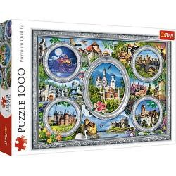 Puzzle 10583 Zamki świata...