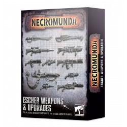 Necromunda Escher Weapons &...