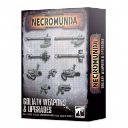 Necromunda Goliath Weapons...