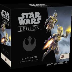Star Wars Legion: Clan Wren...