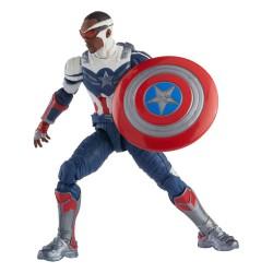 Figurka Captain America...