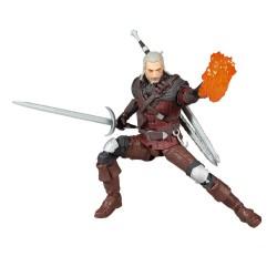 Figurka Geralt of Rivia...