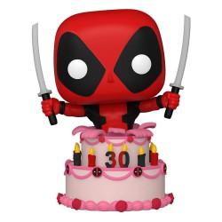 Funko POP Deadpool in Cake...