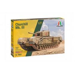 Italeri 7083 1:72 Churchill...