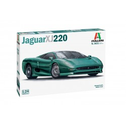 Italeri 3631 1:24 Jaguar XJ...
