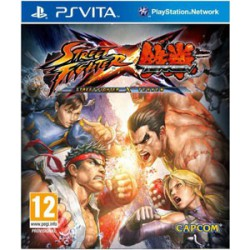 STREET FIGHTER X TEKKEN (PSV)