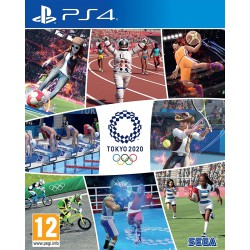 Tokyo 2020 Olympic Games Ps4