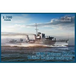 IBG Models 70009 1:700 HMS...