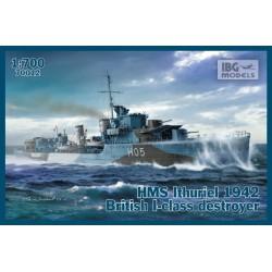 IBG Models 70012 1:700 HMS...