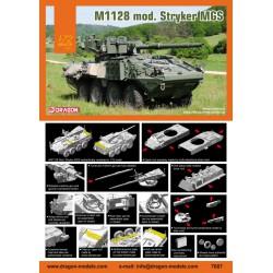 Dragon 7687 1:72 M1128 Mod....