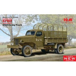 ICM 35593 1:35 G7107 WWII...