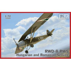 IBG Models 72504 1:72 RWD-8...