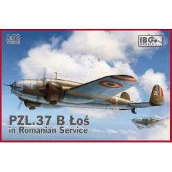 IBG Models 72516 1:72 PZL...
