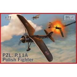 IBG Models 72517 1:72 PZL...